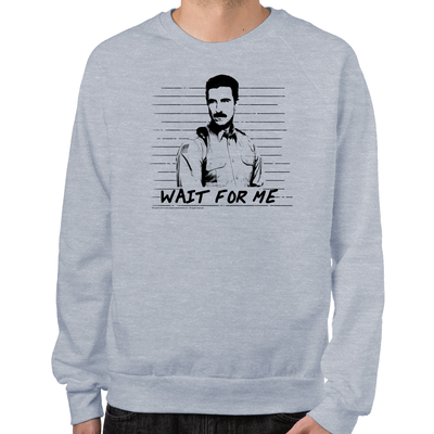 Mendez Wait for Me Sweatshirt