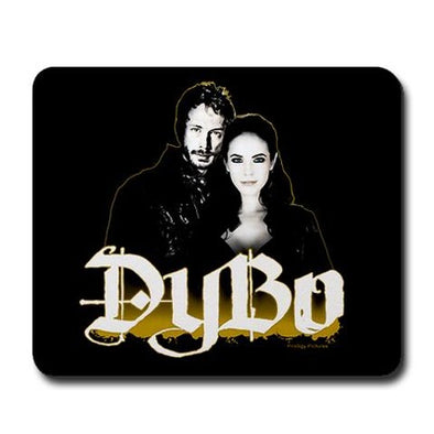 Lost Girl DyBo Mousepad
