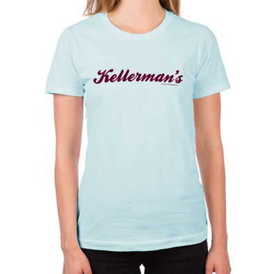 Dirty Dancing Kellerman's Women's Fitted T-Shirt