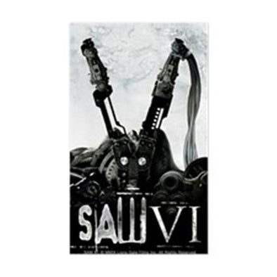 Saw VI Sticker