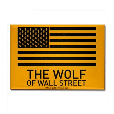 Wolf Of Wall Street MORE Magnet