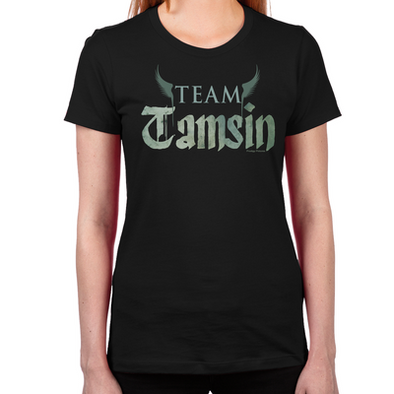 Lost Girl Team Tamsin Women's Fitted T-Shirt