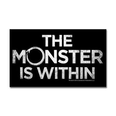 Monster Within Sticker