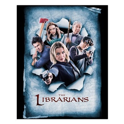 The Librarians Season 2 Small Poster