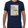 Terminus Map Fitted T-Shirt