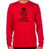 Keep Calm and Carry Iocane Long Sleeve T-Shirt