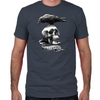 Skull Tattoo Fitted T-Shirt