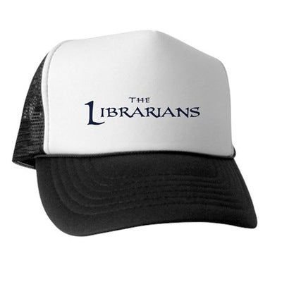 The Librarians Trucker Hat