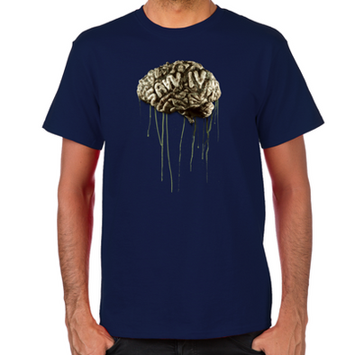 Saw Brain Men's Classic T-Shirt