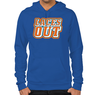 Ace Ventura Laces Out Hoodie