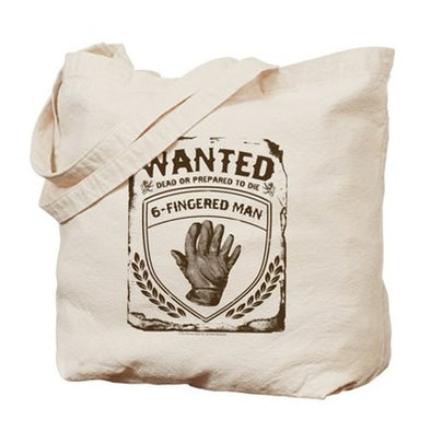 Six Fingered Man Tote Bag