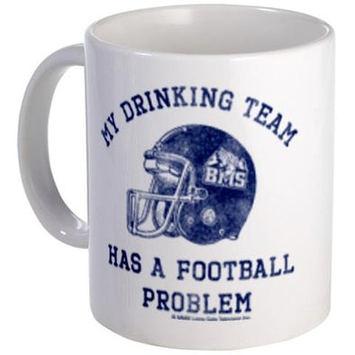 Blue Mountain State Drinking Team Mug