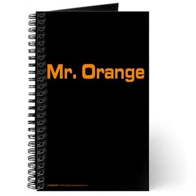 Mr. Orange Journal