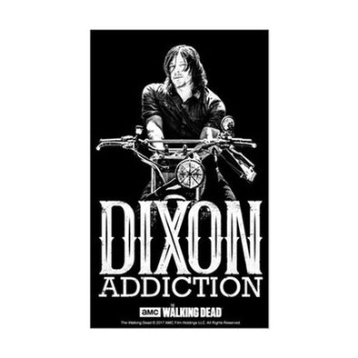 Daryl Dixon Addiction Sticker