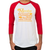 Mawidge Speech Men's Baseball T-Shirt