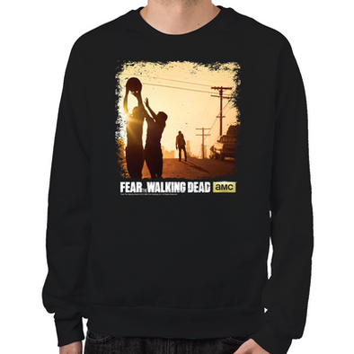 FTWD Pick Up Basketball Sweatshirt