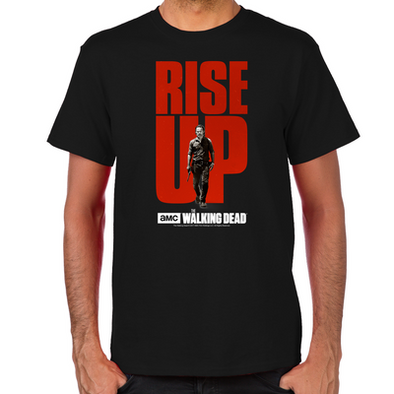 TWD Rise Up Rick T-Shirt