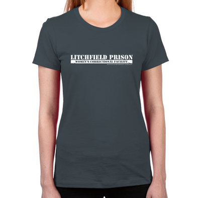 OITNB Litchfield Prison Women's Fitted T-Shirt