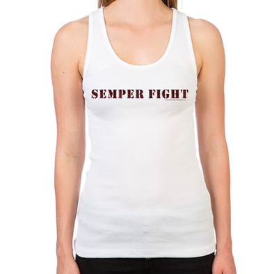 Semper Fight Women's Racerback Tank