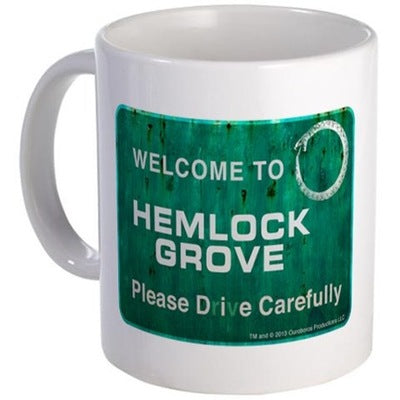 Welcome To Hemlock Grove Mug