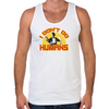 Ace Ventura I Don't Do Humans Men's Tanks
