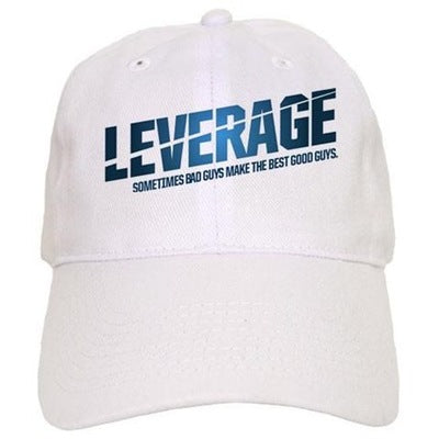 Leverage Logo Ball Cap