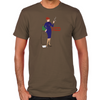 Mad Men Red Fitted T-Shirt