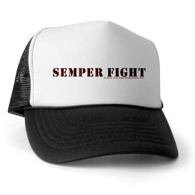 Semper Fight Trucker Hat