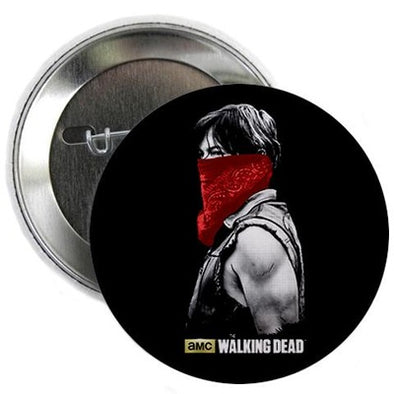 "Daryl Dixon Bandit 2.25"" Button"