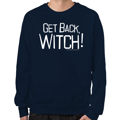 Get Back Witch Sweatshirt