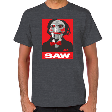 Saw Clown Men's Classic T-Shirt