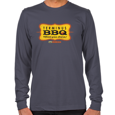 Terminus BBQ Long Sleeve T-Shirt