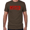Fear Infected Fitted T-Shirt