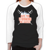 Storming the Castle Unisex Baseball T-Shirt