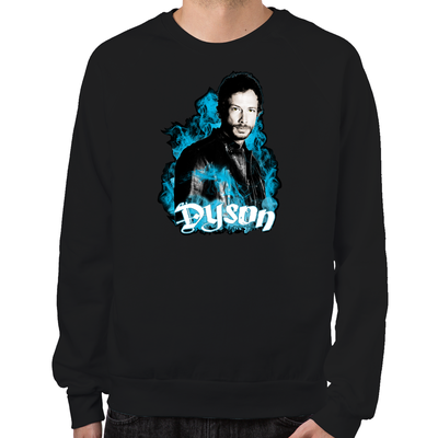 Lost Girl Dyson the Wolf Crew Neck Sweatshirt