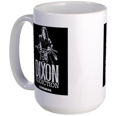 Daryl Dixon Addiction Large Mug