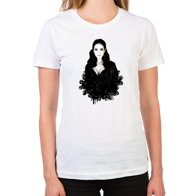 Lost Girl Bo Women's Fitted T-Shirt