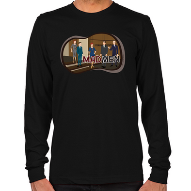 Sterling Cooper Mad Men Long Sleeve T-Shirt