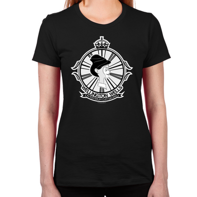 Wellington-Wells-Womens-Fitted-T-Shirt