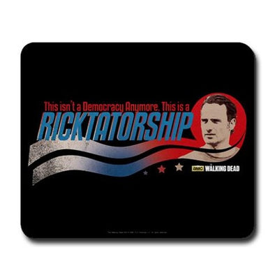 Ricktatorship Mousepad