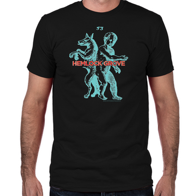 Werewolf Fitted T-Shirt