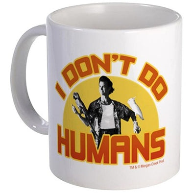 Ace Ventura I Don't Do Humans Mug