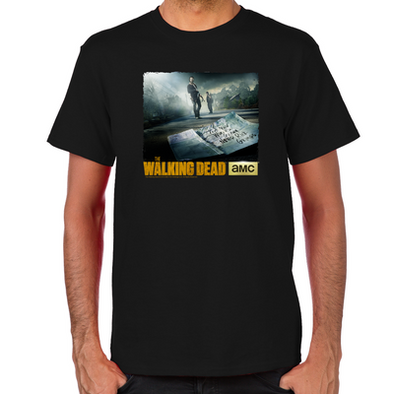 New World Needs Rick Grimes T-Shirt