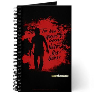 Rick Grimes World Journal