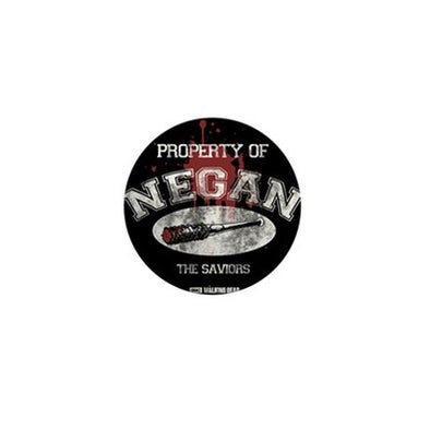 Property of Negan Mini Button