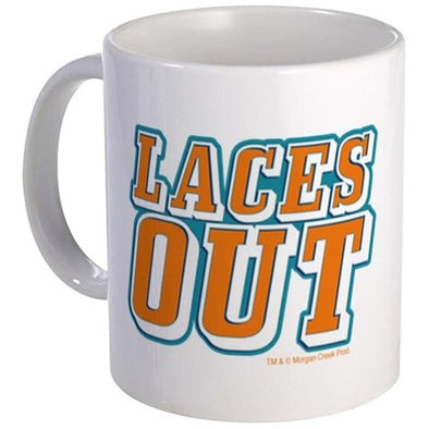 Ace Ventura Laces Out Mug