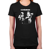 Walking Dead Saints Women's Fitted T-Shirt