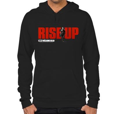 Rise Up Walking Dead Hoodie