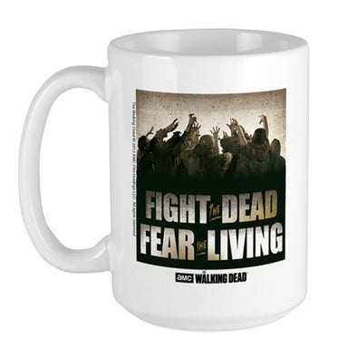 Fight The Dead Large Mug