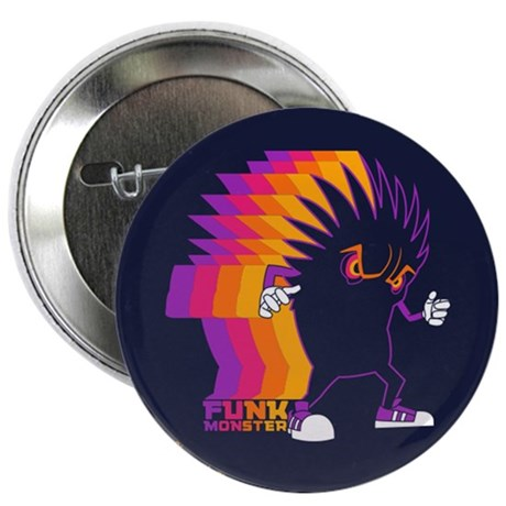 Funk Monster Button